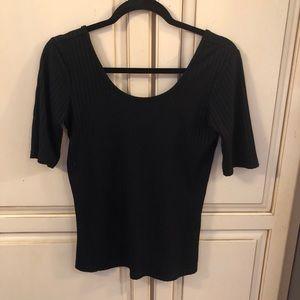 Decree black top size large #155